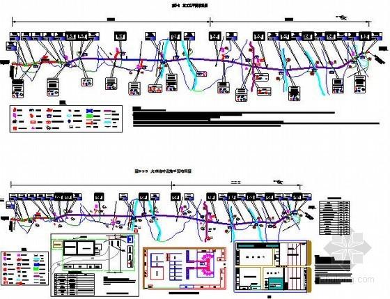 [陕西]含挂篮悬臂现浇桥瓦斯黄土隧道特殊路基30km铁路工程总承包技术标368页