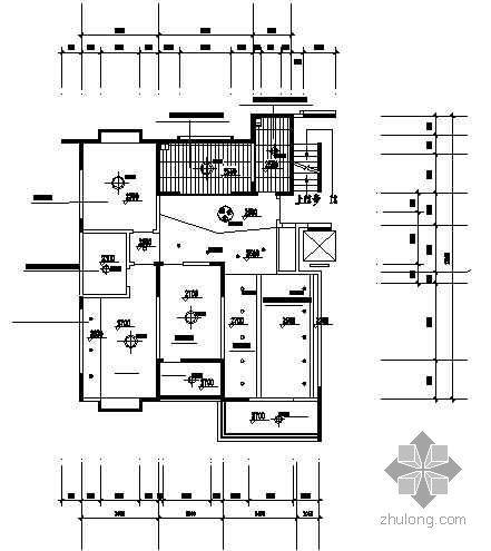 某三室两厅装修图纸-2