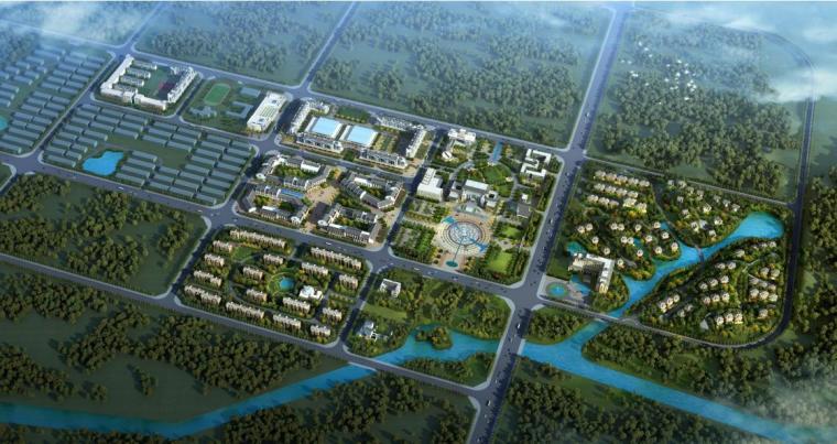 [湖南]中式风格高档住宅建筑设计方案文本