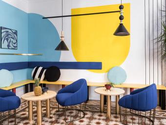 瓦伦西亚Lounge酒店