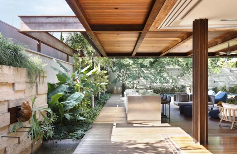 万漪景观分享--巴西布甘维尔2住宅-万漪景观分享--巴西布甘维尔2 住宅第1张图片