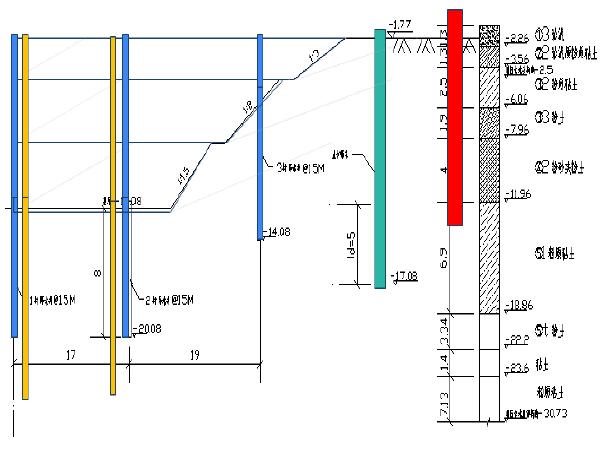 湖域明挖隧道综合施工技术