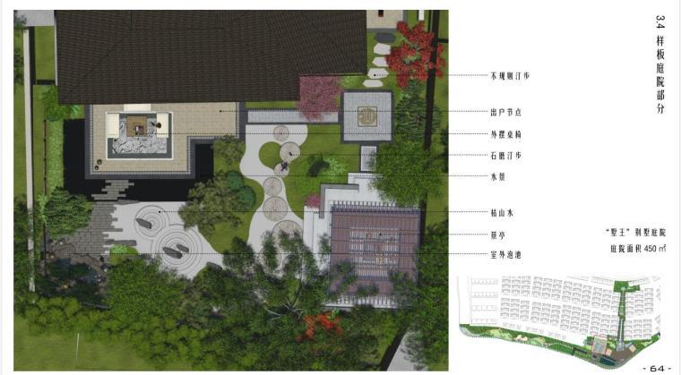 [上海]信达泰禾上海院子景观方案文本pdf(77页)