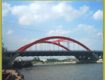 【QC成果】钢管拱立拼及浮运架设施工