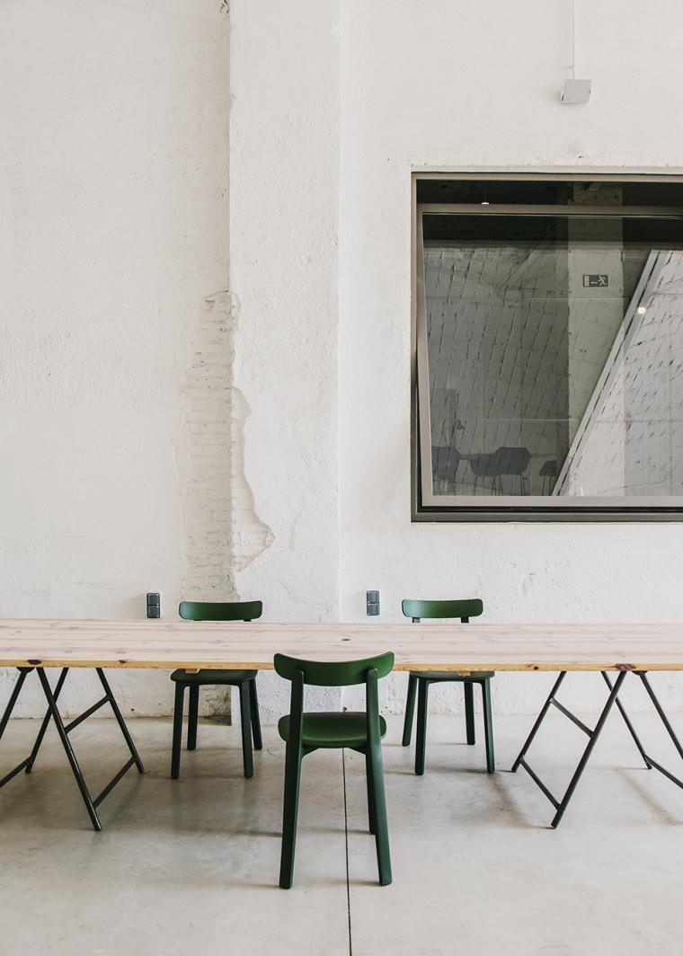仓库建筑的古典风格Montoya办公楼-13