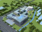 高层现代风格电网调度中心办公楼方案文本