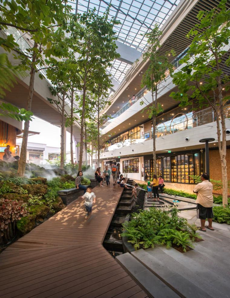 泰国Megabangna山谷购物中心实景图 (6)