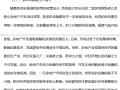 房地产项目投资分析报告(共36页)