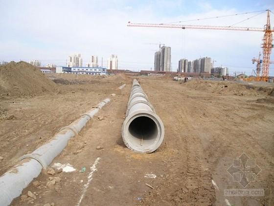 [安徽]市政道路排水工程监理投标大纲(2014年编制)