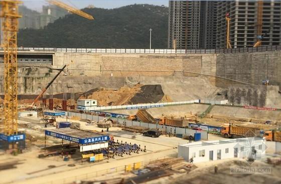 [贵州]城市下拉槽桩板墙盖板涵下穿含高边坡溶洞段及现浇高架桥工程施工策划书55页