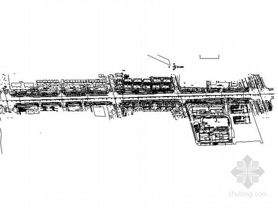 [杭州]景观道路规划设计施工图