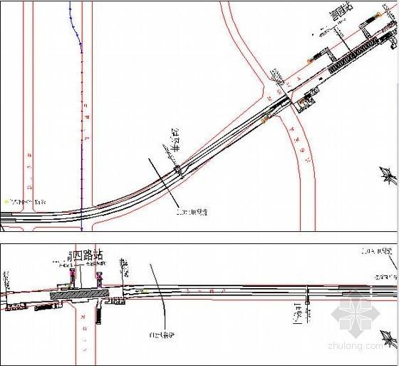 [陕西]地铁明挖法车站及盾构区间隧道施工组织设计341页(锚喷支护 核心土法)