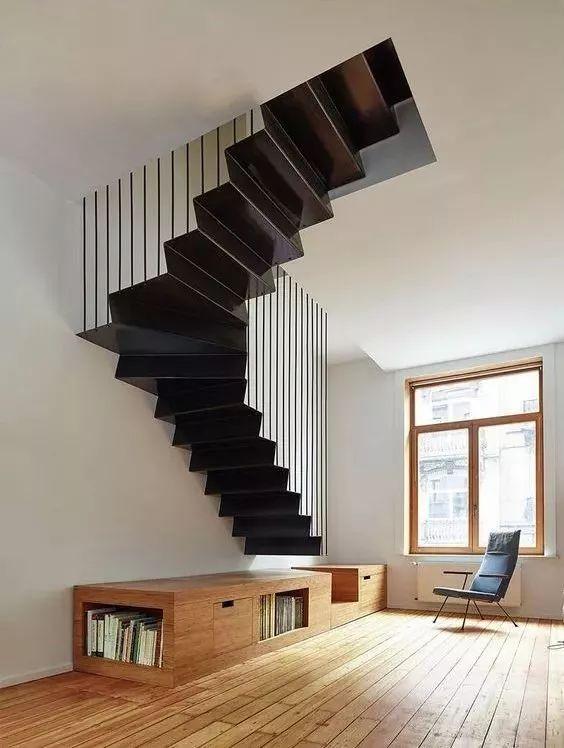 楼梯设计,从材料到尺寸都在这_9