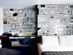 拒绝平庸,有什么墙纸可以比得上手绘的个性涂鸦墙呢?