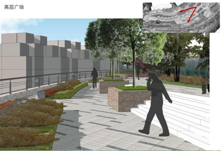 [重庆]某春森彼岸居住区景观方案设计文本.pdf(58页)_2