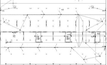 某多层住宅底下车库电气施工图