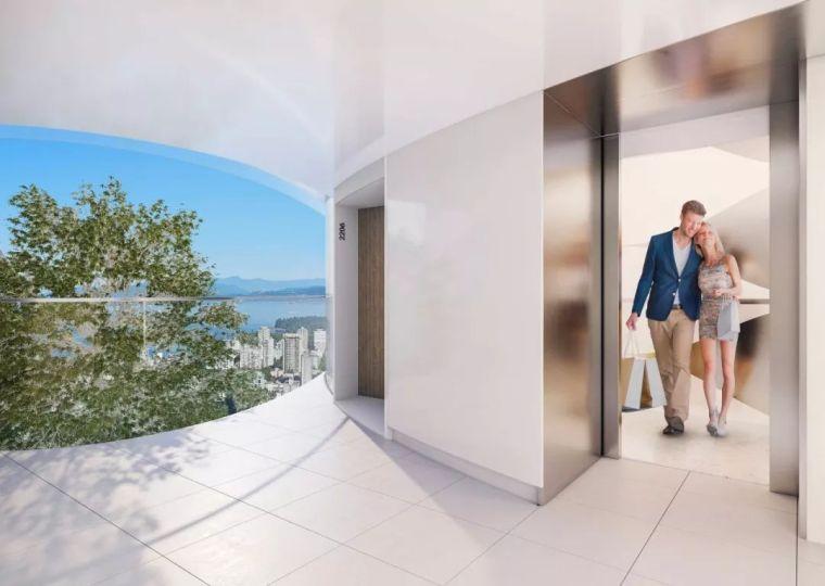 一栋住宅十年设计,这可能是世界上最梦幻的公寓楼_25
