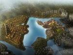 [湖南]新中式小高层住宅及独栋、联排式别墅建筑设计(含CAD)