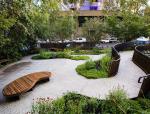 墨尔本街景花园