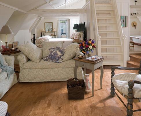 木地板保养之厨房地板保养