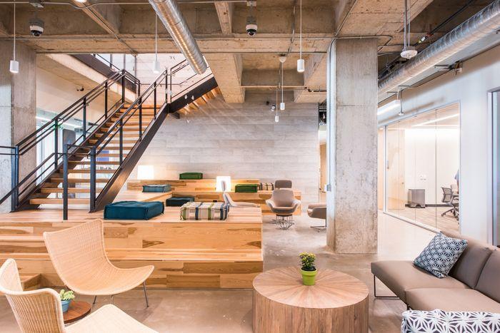 合肥装修公司—适应企业文化的办公室装修设计