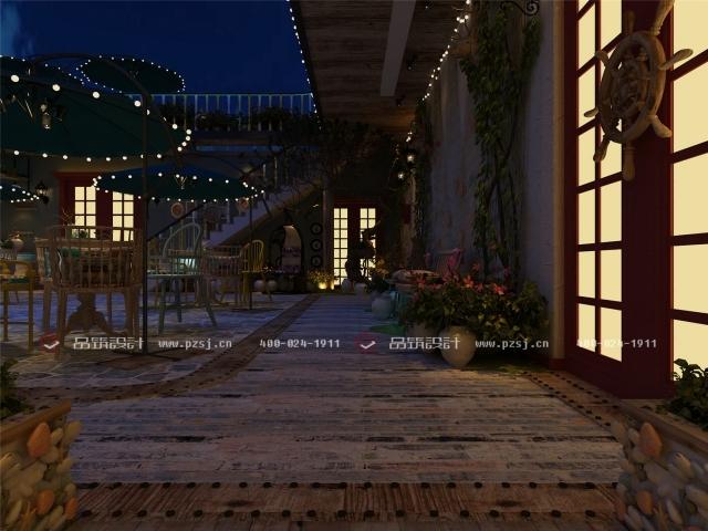 据说这是丹东最美的休闲度假民宿设计,快去瞧瞧-06内廷院也.jpg