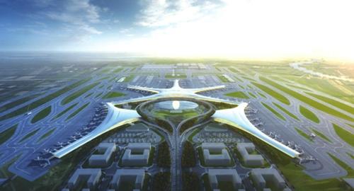 新机场,航站楼