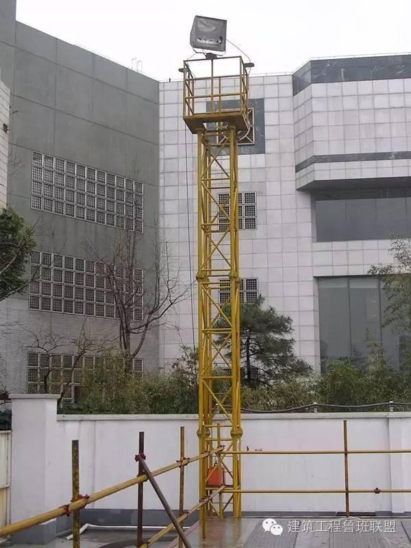 安全文明标准化工地的防护设施是如何做的?_22