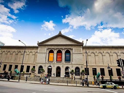 芝加哥艺术博物馆耗资3亿美金扩建,被评最受欢迎!