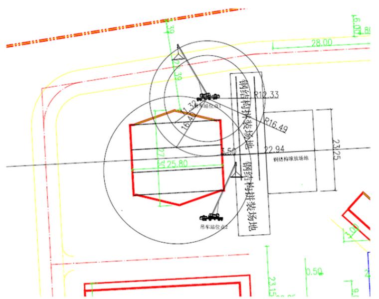 援津巴布韦中学项目钢结构工程制作及安装施工方案(59页)
