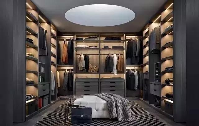 国家再次发布2017最符合人体工学衣柜尺寸大全