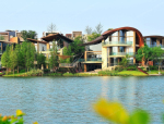 [四川]美国知名公司顶级滨水公园住宅建成全套图纸(方案+施工图+实景图+SU模型)