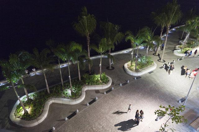 墨西哥巴亚尔塔港海滨景观设计_18