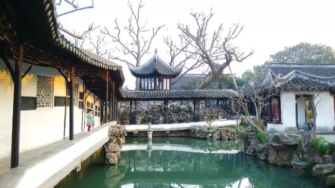 中国建筑四大类别:民居、庙宇、府邸、园林_47