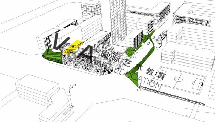 VA方案资料下载-va作品集指导|谈谈学习建筑的心得和感受