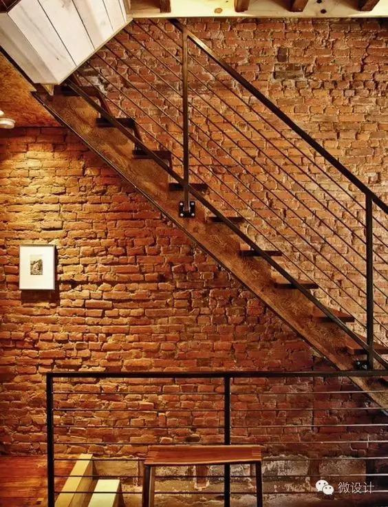 一面裸砖墙,却美过了精装房_24