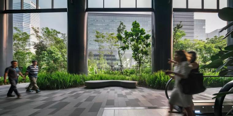 公共景观设计·为什么别人的商业街如此招人_17