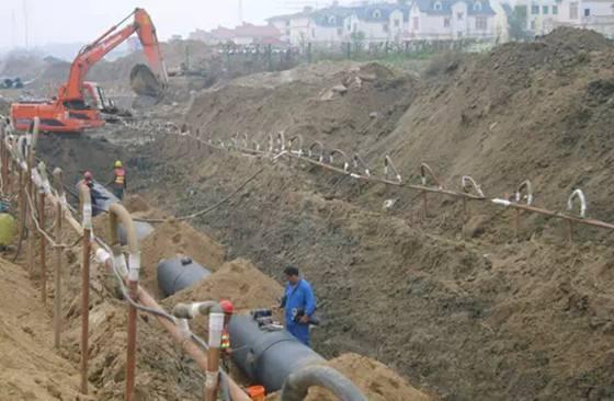 市政给排水管道施工组织设计