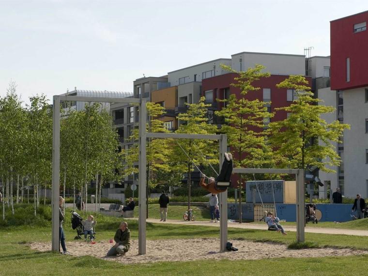 德国杜塞尔多夫城市花园