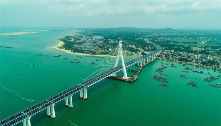 地震带上的这座桥通车!建桥国家队打破中国桥梁建设史七项记录~