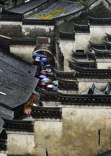 万漪景观分享-逐渐消失中的中国古建筑之美_5