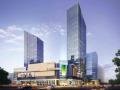 [郑州]超高层双座商业办公综合体建筑设计方案文本