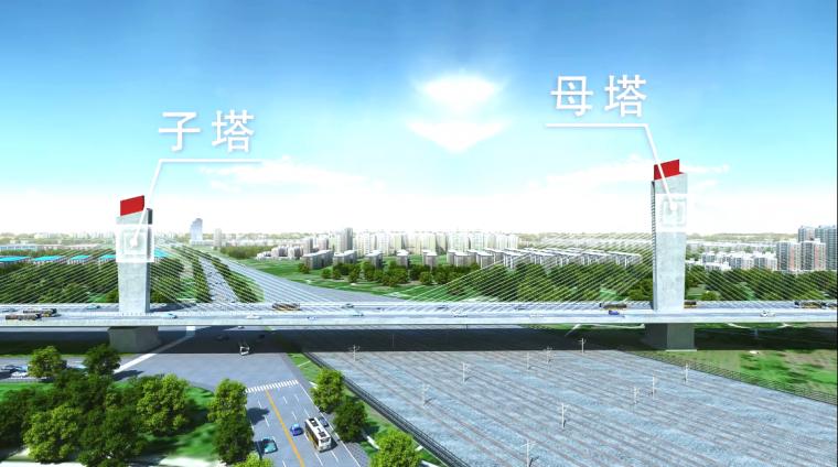全球最大转体斜拉桥开建 中国铁建连破2项世界纪录