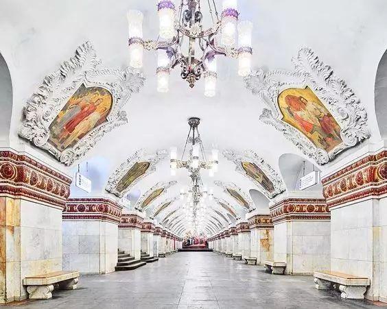 世界最美地铁景观,美到让你不想回家_24