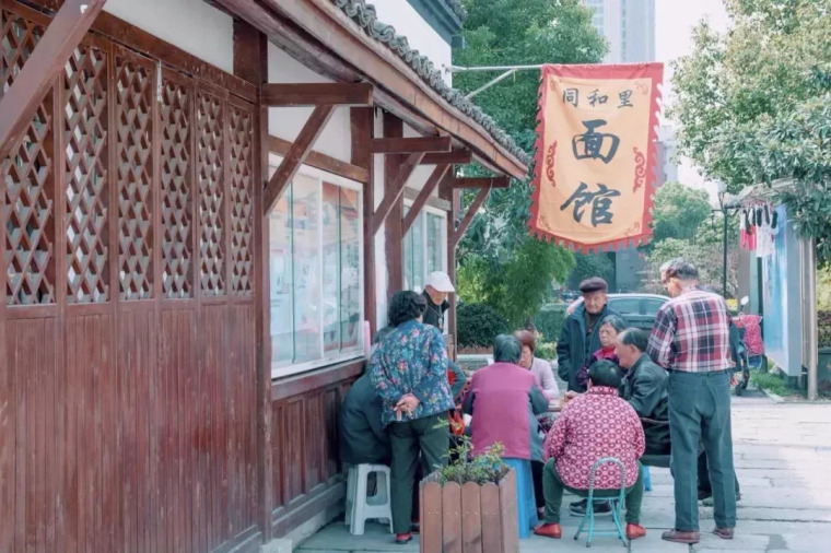 用心感受老杭州小街小巷的慢生活_29