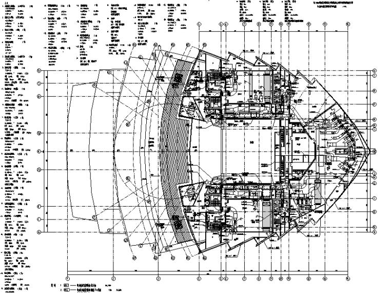 温州大剧院暖通工程施工图