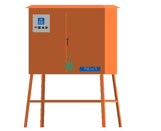 bim软件应用-族文件-2级配电箱
