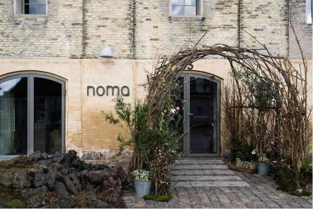 世界排名第一的餐厅开了家服装店,室内设计的还挺有感觉!