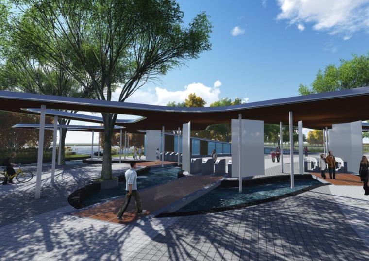本月更新!100套筑龙会员专享资料|居住区+模型+讲义+公园景观_3