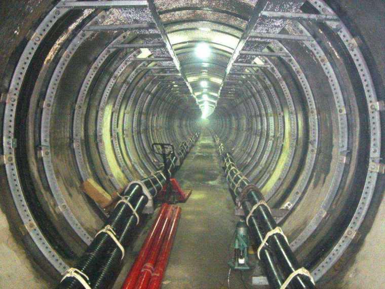 隧道工程监理作业指导书(含流程图)